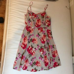 Super cute floral summer dress